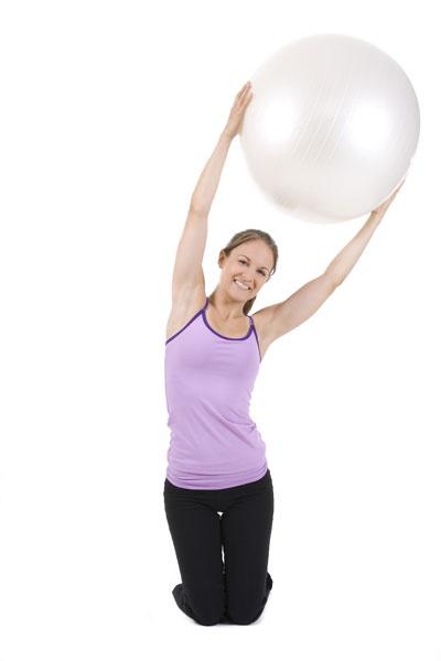 При всей простоте это упражнение очень эффективно убирает бока