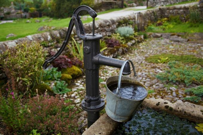 Очистка колодезной воды - нужна или нет