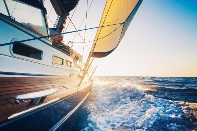 Как организовать отдых на яхте