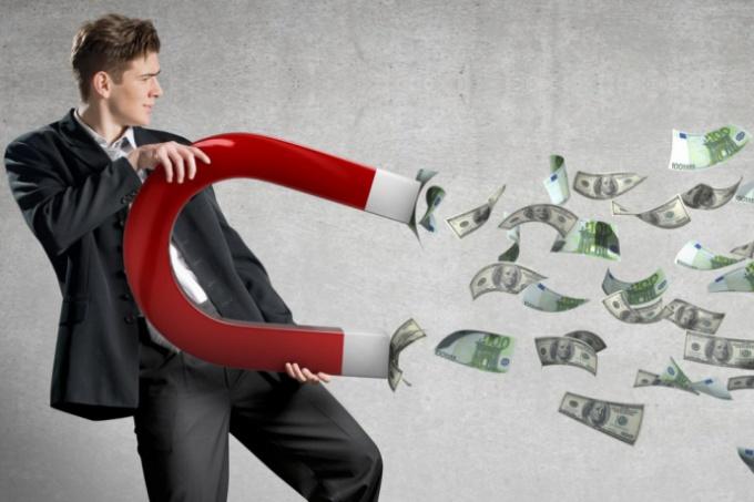 Убеждения, живущие в подсознании могут притягивать деньги