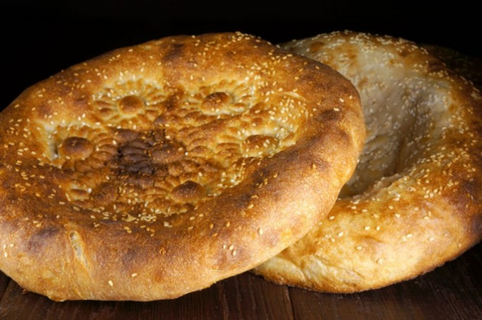 Узбекский хлеб в домашних условиях