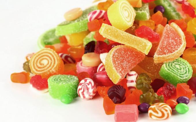 Самые полезные и низкокалорийные сладости