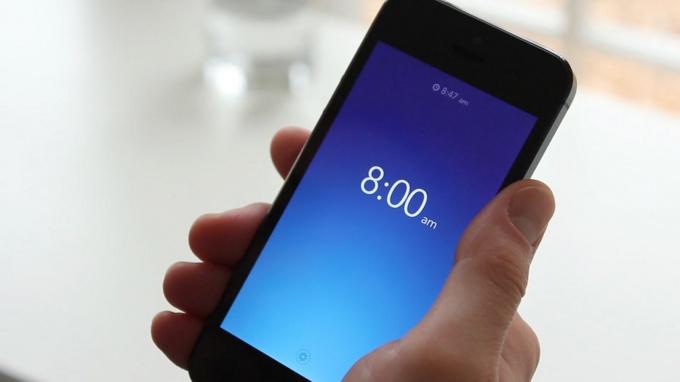будильники для iPhone