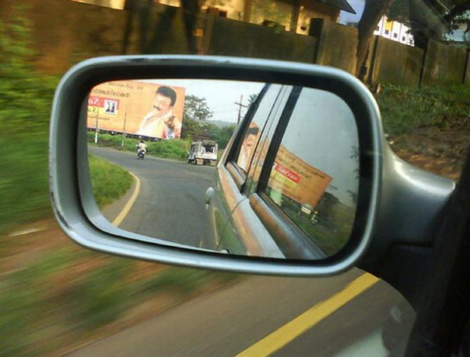 Как правильно настроить зеркала заднего вида