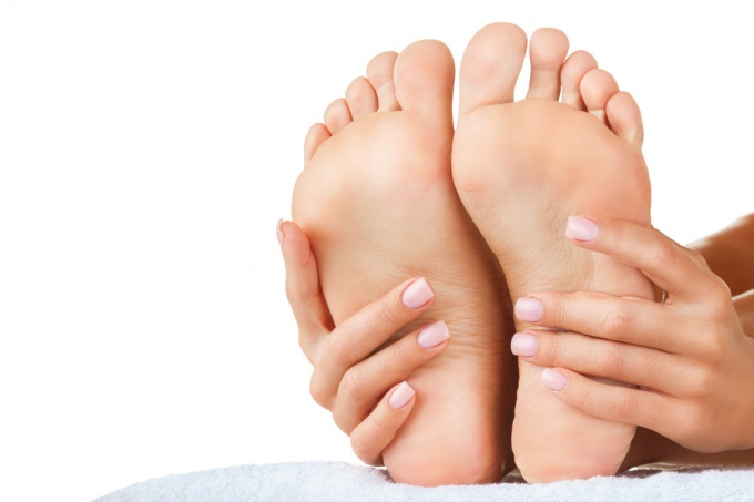 How to make heels and feet beautiful and healthy