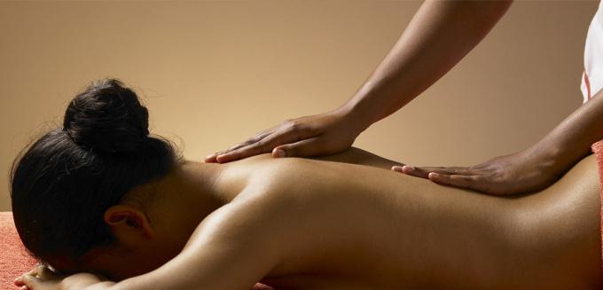 Правила эротического массажа