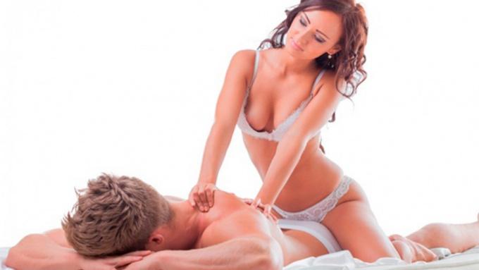 Как делать мужчине эротический массаж