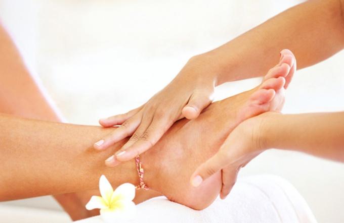 Косметические процедуры для ног в домашних условиях