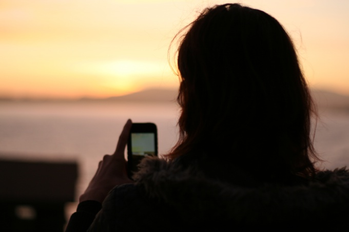 Как красиво фотографировать на телефон