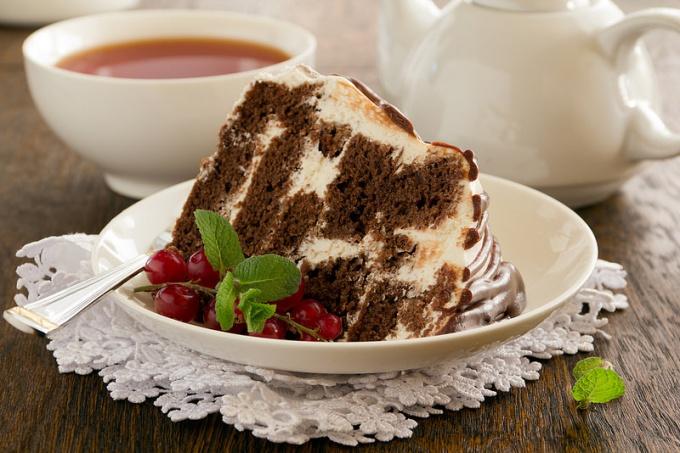 Как приготовить диетический торт «Панчо»