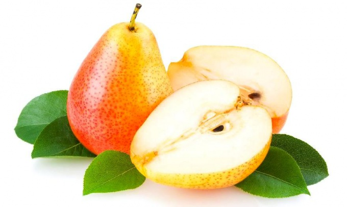 О пользе груш для здоровья