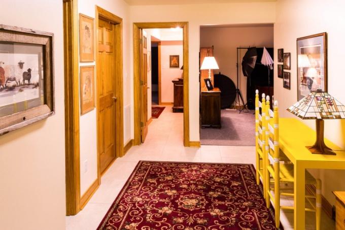 Зонирование квартиры при помощи межкомнатных перегородок