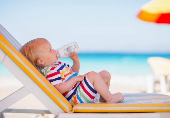 Правильно спланированный отдых принесет пользу вашему малышу