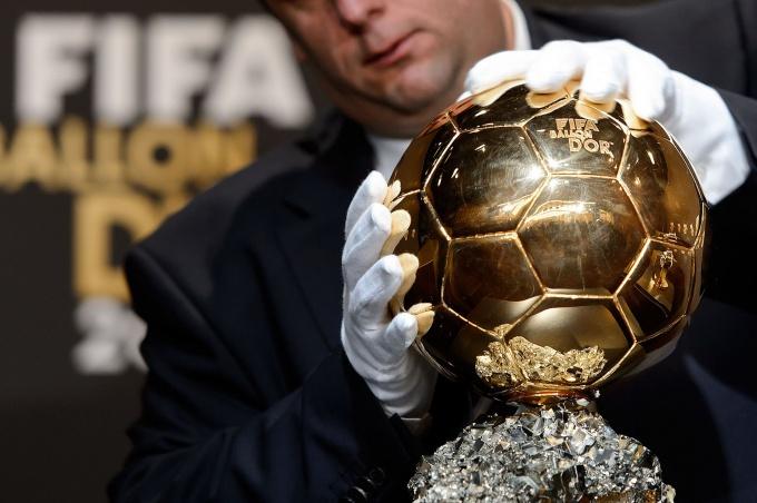 Лионель Месси - обладатель Золотого мяча 2016