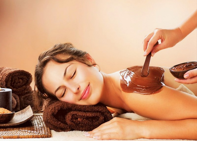 Как сделать шоколадный пилинг