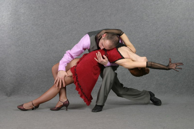 We are engaged in tango and change externally