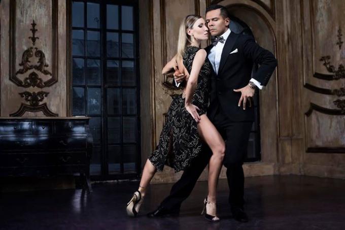 Аргентинское танго – спасение от болезней
