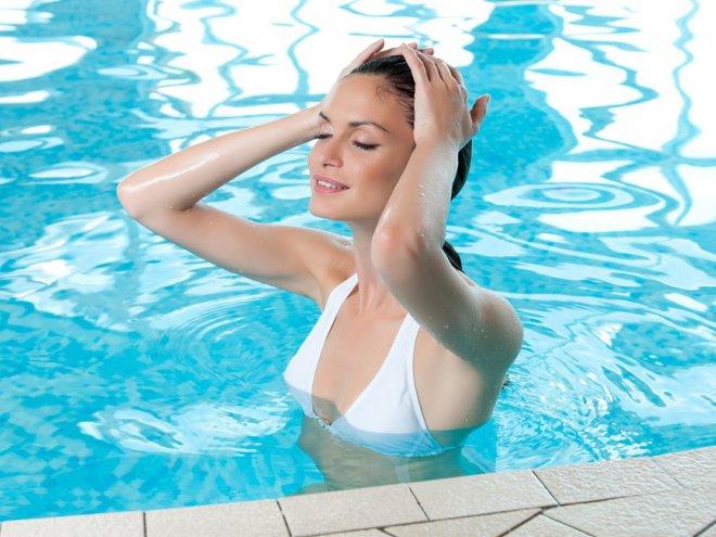 Польза плавания в бассейне