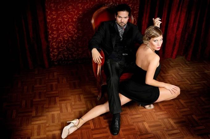 Аргентинское танго для успешных мужчин