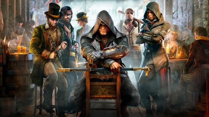 Прохождение Assassins Creed Syndicate: последовательности 1-3