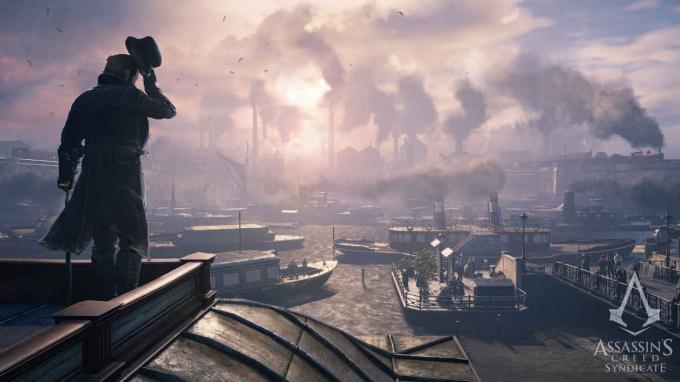 Прохождение Assassins Creed Syndicate: последовательность 8