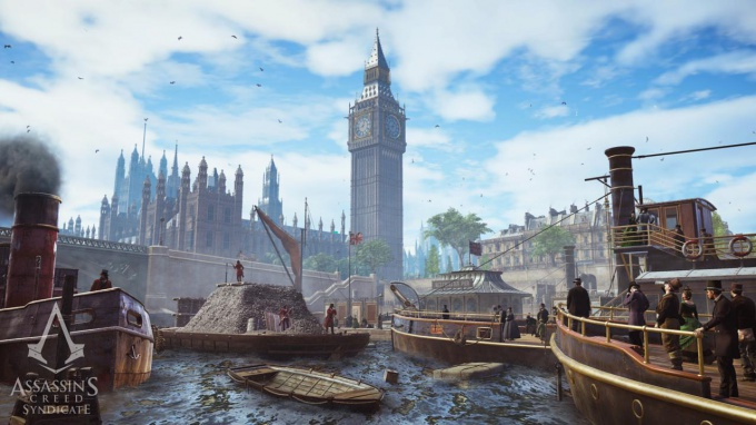 Прохождение Assassins Creed Syndicate: последовательность 9