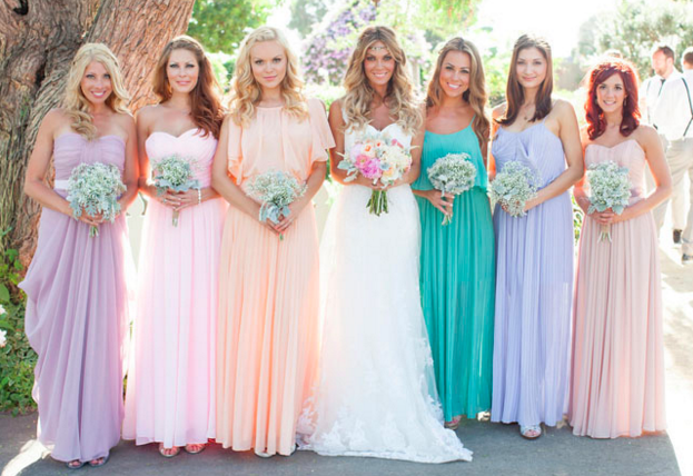 Свадебные тенденции в 2016 году