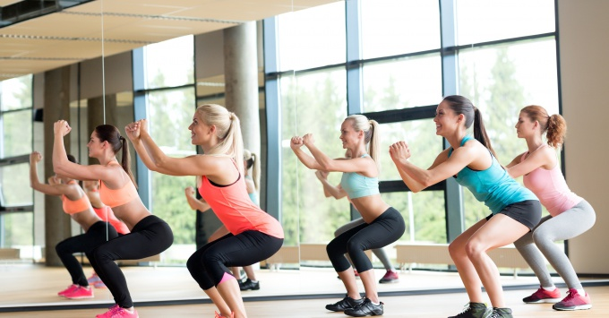 Как начать тренировки в фитнес-клубе