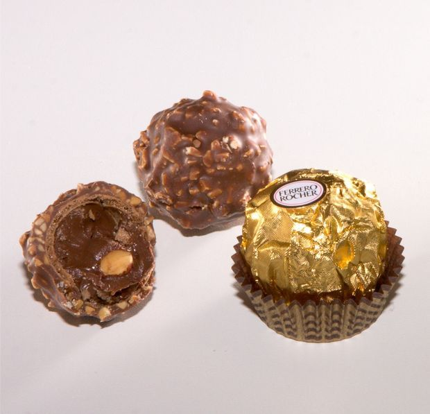 Как сделать конфеты ферреро роше в домашних условиях