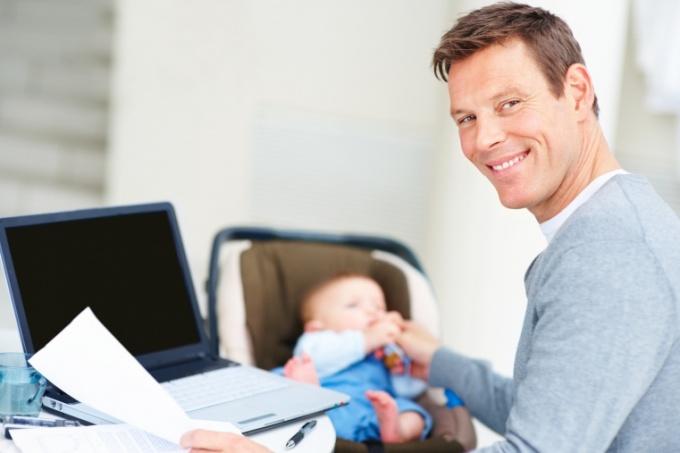 прописать новорожденного через интернет