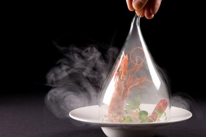 Удивительные блюда молекулярной кухни