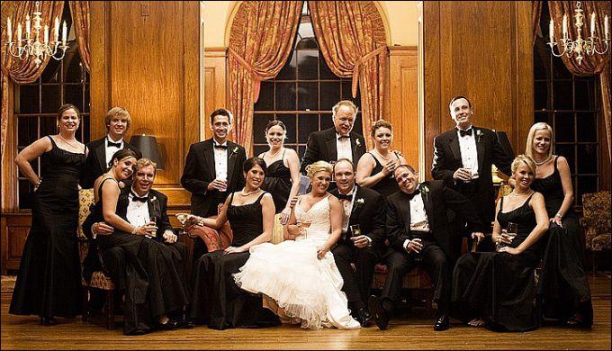 Свадебный дресс-код: правила хорошего тона в одежде
