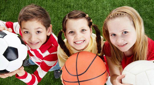 Почему детям нужно заниматься спортом