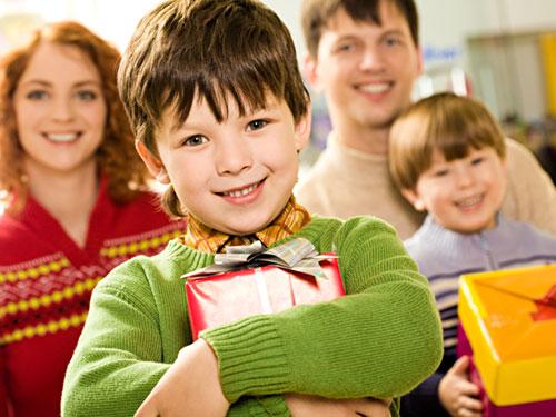 Правильно выбранный подарок - залог восторга и радости ребенка