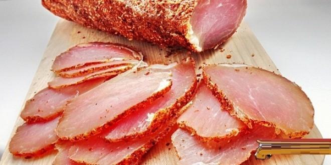 Сяровяленная свинина в домашних условиях