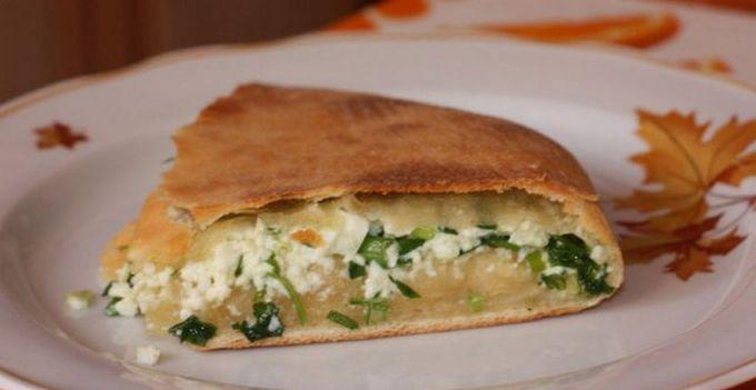 Как приготовить расстегай с сыром и творогом