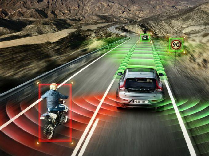Инновационная техника в автомобиле