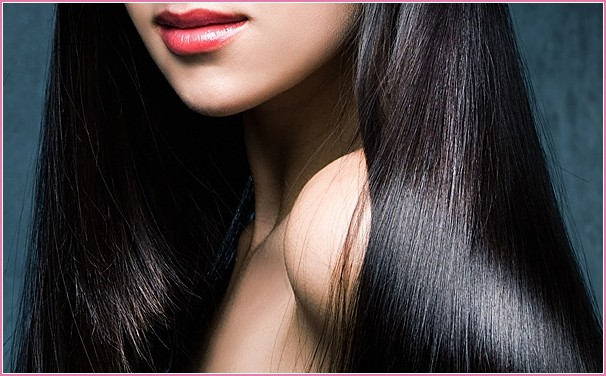 Shine hair in 5 minutes