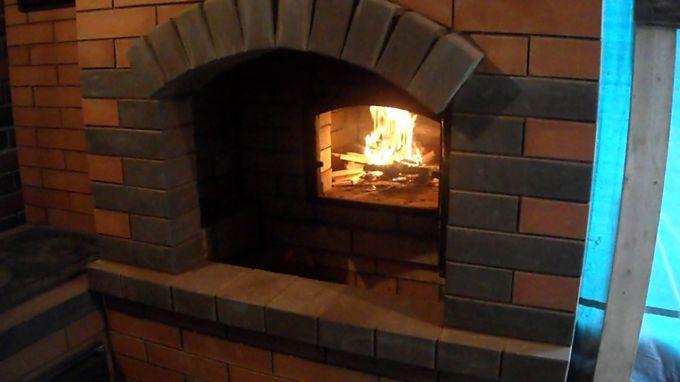 Как правильно топить дровами печь