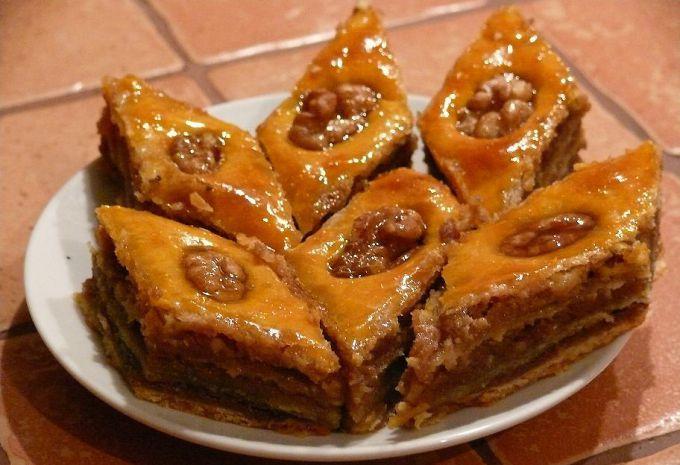 Турецкие сладости домашний рецепт