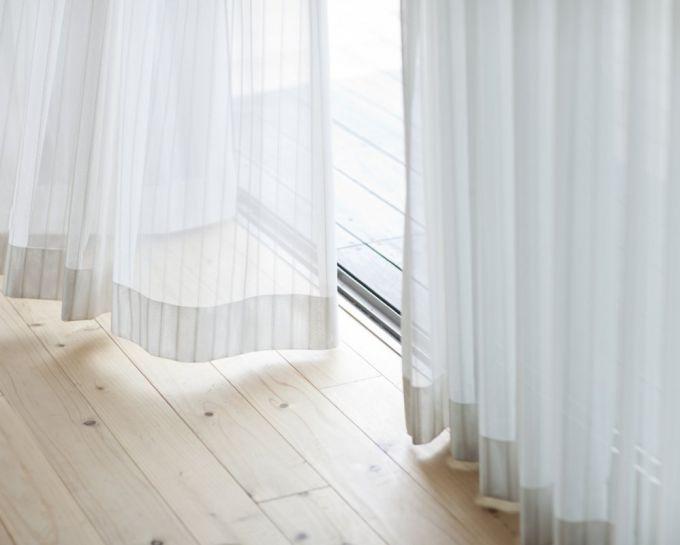 Как стремительно отбелить тюлевые шторы
