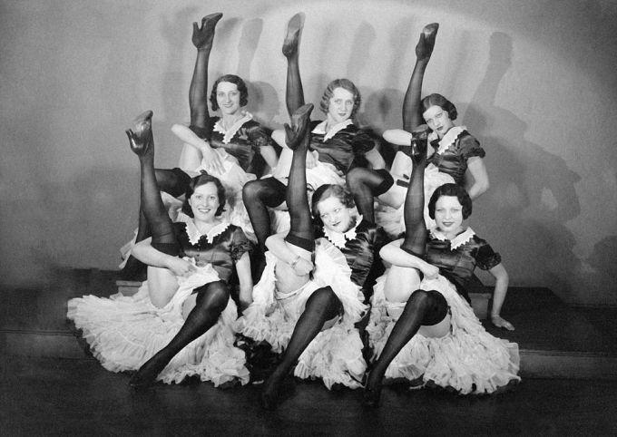 Модницы начала XX века