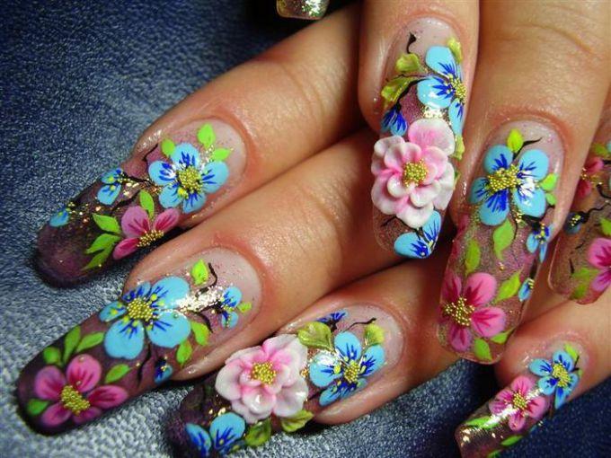 Чем опасны наращенные ногти
