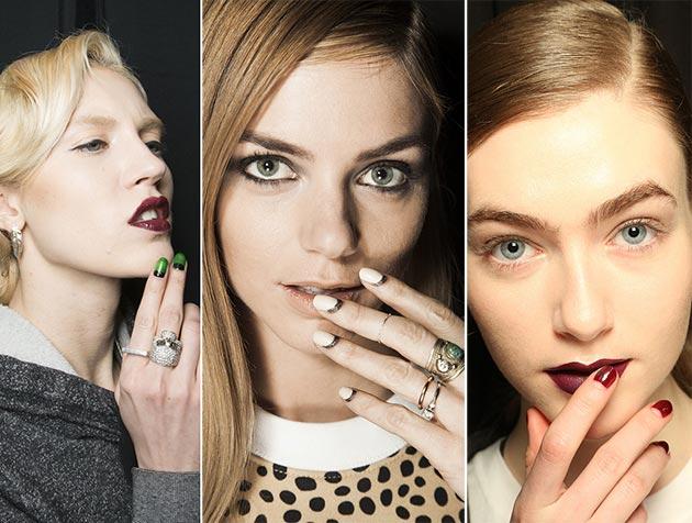 Модные тенденции в макияже осенью 2016