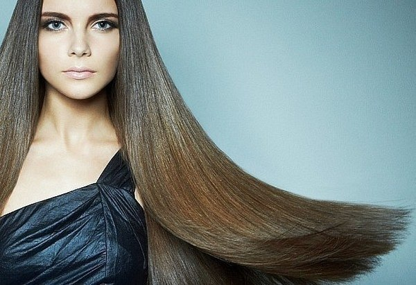 How to grow long hair in a short time