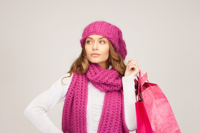 """Как связать шапку спицами для начинающих, источник: фотобанк """"Лори"""""""