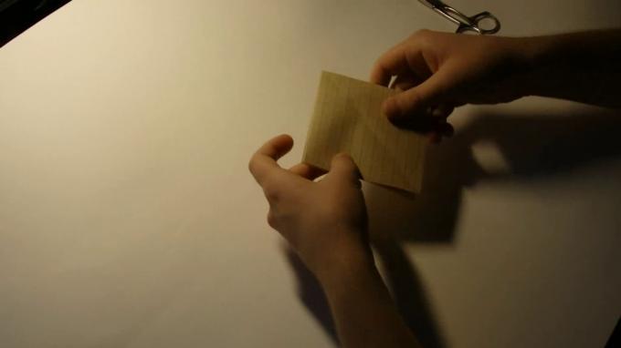 Как делается журавлик из бумаги