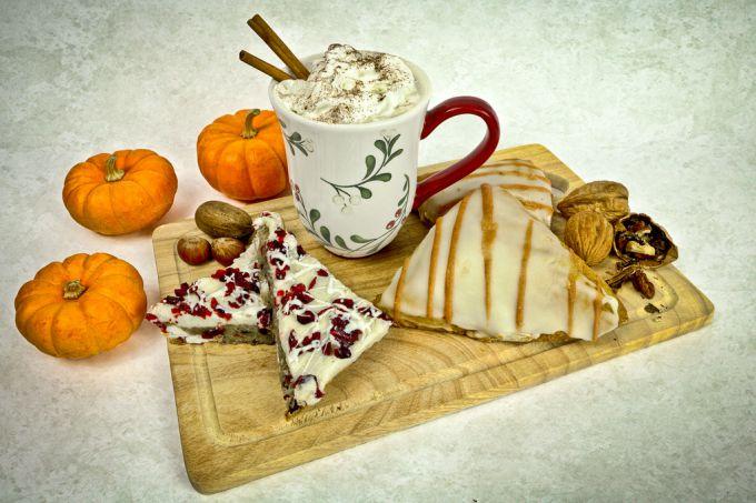 Как дома приготовить кофе как в Старбаксе - Тыквенно-пряный латте