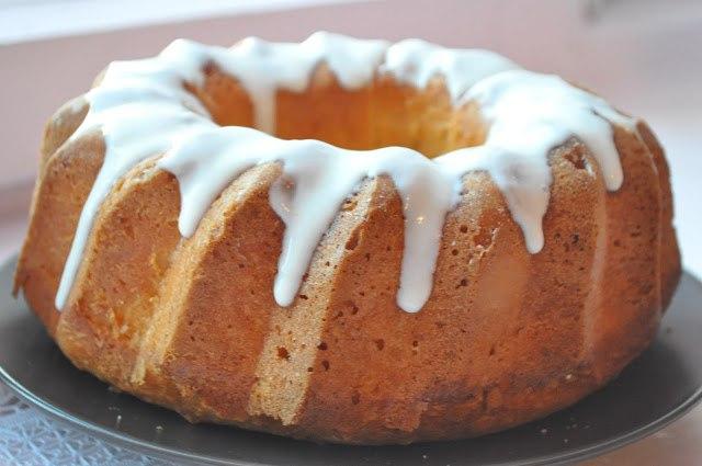 Как испечь вкусный кекс