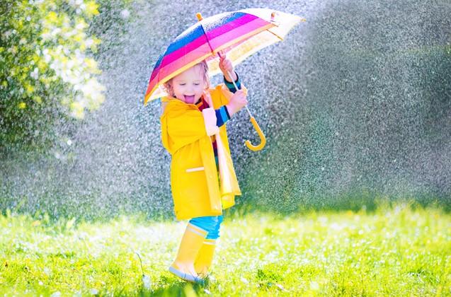 Зонт - отличный подарок!